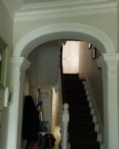 repairs to victorian style archways a